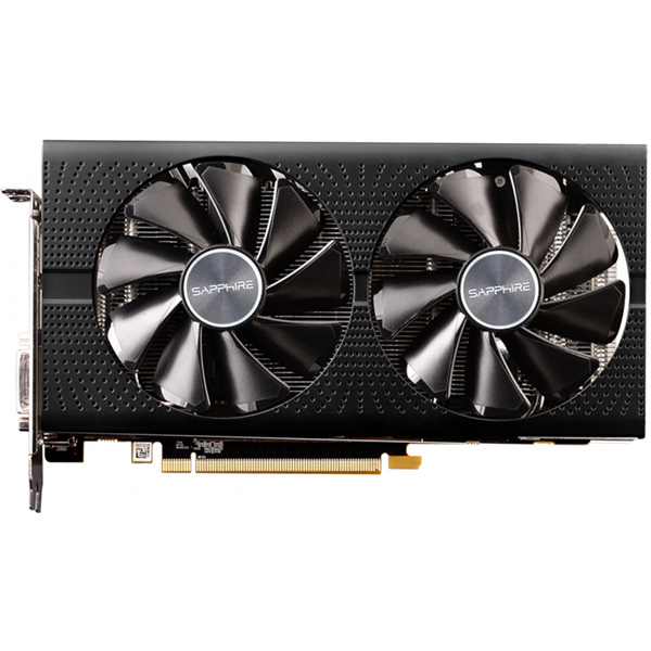 Placa video SAPPHIRE AMD Radeon RX 590 Pulse, 8GB GDDR5, 256bit, 11289-06-20G
