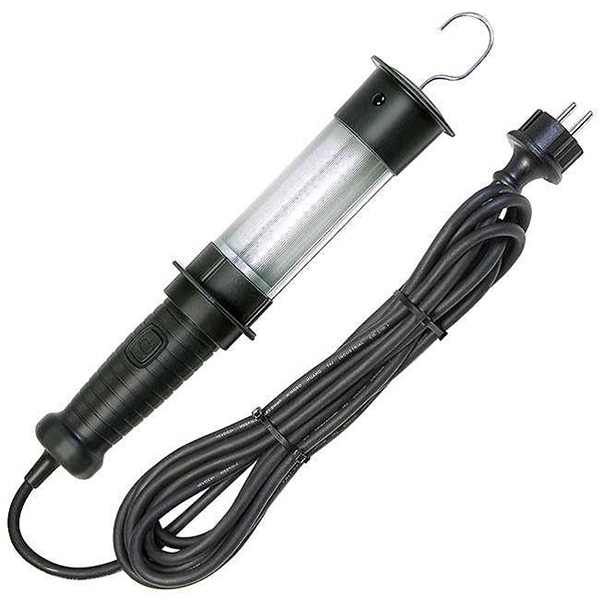 Lampa de atelier BRENNENSTHUL SHL 18 S 1177270, 18W, 1217lm, negru