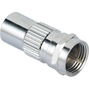 Adaptor SAT HAMA 122485, conector F - conector coaxial
