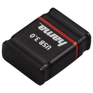 Memorie USB HAMA Smartly FlashPen 124009, 16GB, USB 3.0, negru