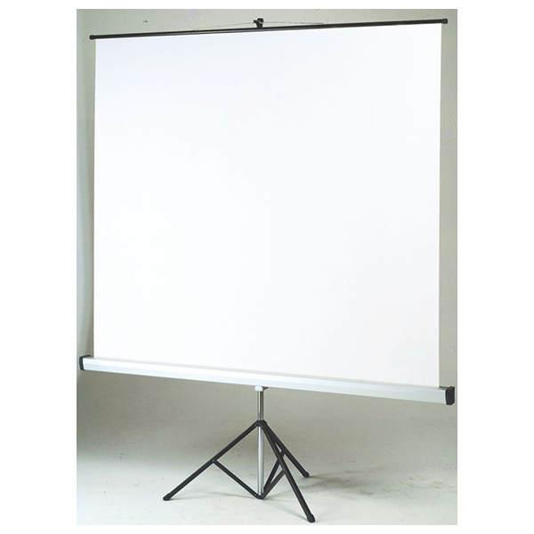 Trepied cu ecran de proiectie SOPAR 1224, 240 x 200 cm