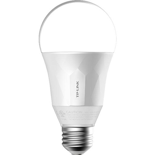 Bec LED Smart TP-LINK LB100, 2700K, 50W, WI-FI, alb