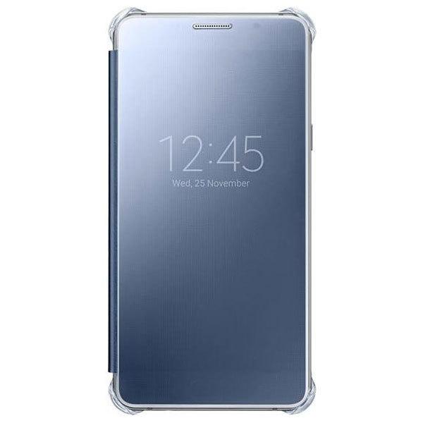 Husa Clear View Cover pentru Samsung Galaxy A5 2016, SAMSUNG EF-ZA510CBEGWW, Black