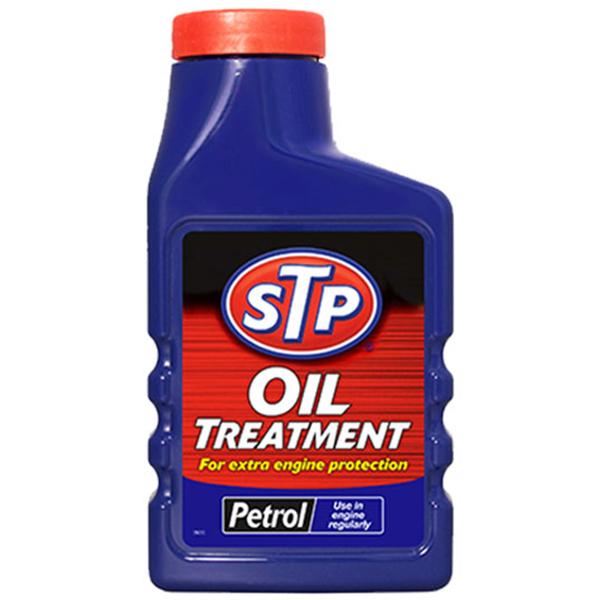 Aditiv pentru tratare ulei motor benzina STP 13862, 300ml