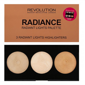 Paleta de conturare MAKEUP REVOLUTION LONDON Highlight Radiance, 15g