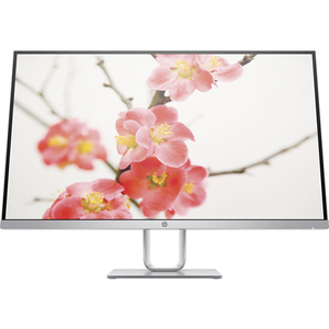 "Monitor LED PLS HP Pavilion 1HR73AA, 27"", QHD, argintiu"