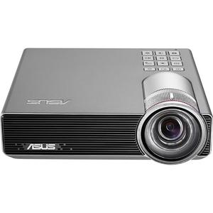 Videoproiector portabil ASUS P3E, WXGA, negru