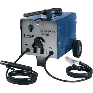 Transformator sudura EINHELL BT-EW 200, 200 A, Electrod 2-4 mm