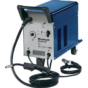 Aparat de sudura in mediu protector cu gaz EINHELL BT-GW 150, 230V, 120 A