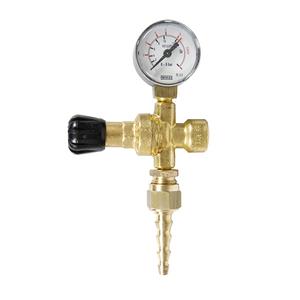 Reductor de presiune gaz inert cu 1 manometru EINHELL 1576508