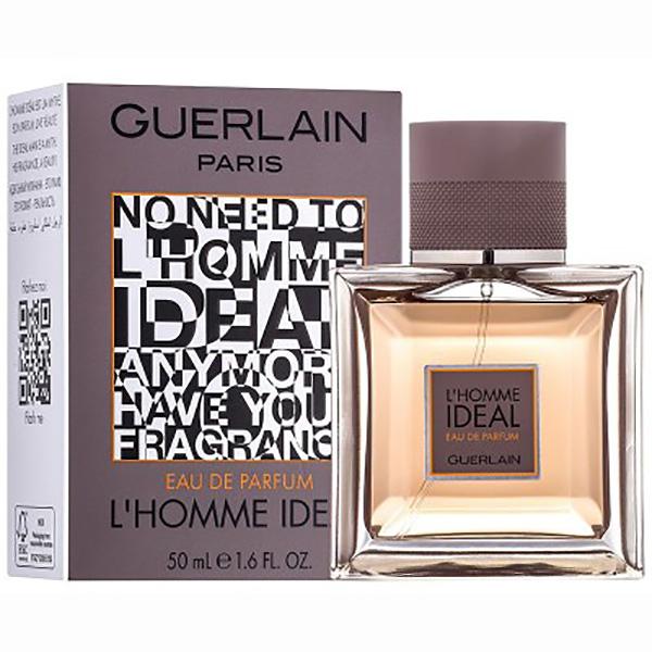Apa de parfum GUERLAIN  L'Homme Ideal, Barbati, 50ml