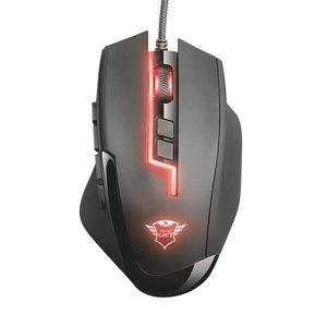 Mouse Gaming TRUST GXT 164 Sikanda, 5000 dpi, negru