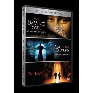 Da Vinci Code - Angels & Demons - Inferno Pack DVD