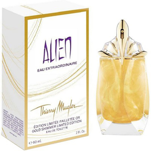 Apa de toaleta THIERRY MUGLER Alien Eau Extraordinaire Gold Shimmer, Femei, 60ml