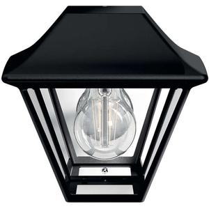Lampa de perete PHILIPS myGarden Alpenglow 16494/30/PN, 42W, IP44, negru