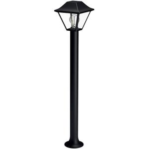 Lampa de podea PHILIPS myGarden Alpenglow 16497/30/PN, 60W, IP44, negru