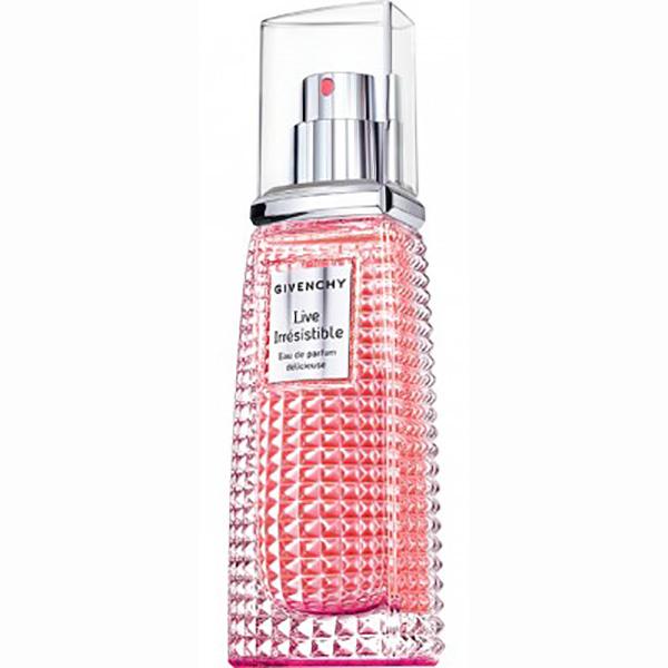 Apa De Parfum Givenchy Live Irresistible Delicieuse Femei 50ml