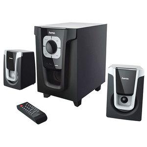 Boxe HAMA PR-2120, 2.1, Bluetooth, negru
