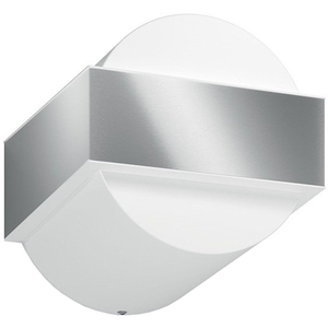 Lampa de perete PHILIPS myGarden Gravel 17334/47/PN , 9.5W, IP44, inox