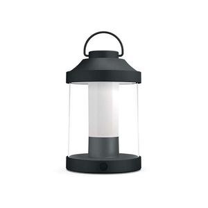Lampa de masa PHILIPS myGARDEN Abelia 17360/30/P0, 3W, IP44, negru