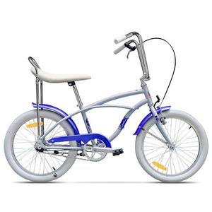 Bicicleta pentru copii PEGAS Strada Mini 1S, 2017, Bleu Arctic