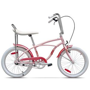 Bicicleta pentru copii PEGAS Strada Mini 1S, 2017, Roz Piersica