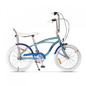 Bicicleta pentru copii PEGAS Strada Mini 3S 2017, Bleu Arctic