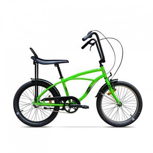 Bicicleta pentru copii PEGAS Strada Mini 3S 2017, Verde Neon