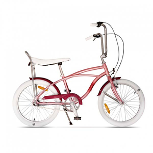 Bicicleta pentru copii PEGAS Strada Mini 3S 2017, Roz Piersica