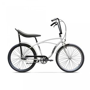 Bicicleta de oras PEGAS Strada1 Alu 3S, Alb Perlat