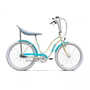 Bicicleta de oras PEGAS Strada2 Alu 3S, Crem Inghetata