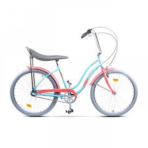 Bicicleta de oras PEGAS Strada2 Otel 3S, Turcoaz Moft