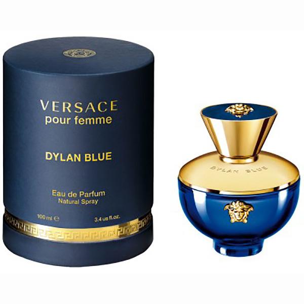 Apa De Parfum Versace Dylan Blue Femei 100ml