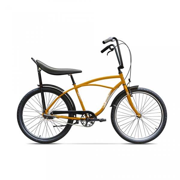 Bicicleta de oras PEGAS Strada1 Alu 3S, Portocaliu