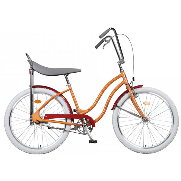 Bicicleta de oras PEGAS Strada2 Iconic Otel 2S, Piersica