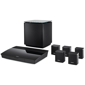 Sistem Home Cinema 5.1 BOSE LIFESTYLE 550, Wi-Fi, Bluetooth, negru