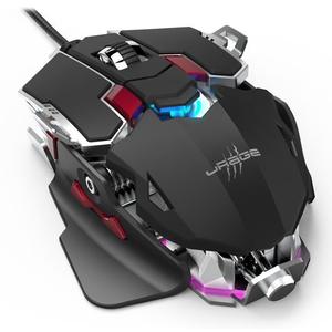 Mouse Gaming HAMA uRAGE XGM 4400-MC, 4400 dpi, negru