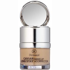 Fond de ten DERMACOL Caviar Long-Stay, 1 Pale, 30ml