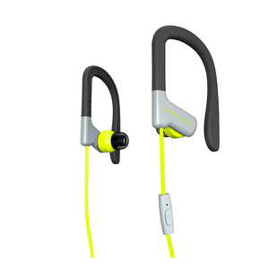 Casti ENERGY SISTEM Earphones Sport 1 ENS429356, Cu Fir, In-Ear, Microfon, galben