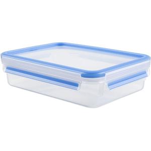 Caserola TEFAL K3021412, 1.2l, plastic, transparent