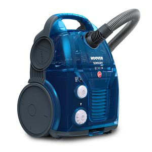 Aspirator HOOVER Sensory Evo Bag&Bagless SO50PAR011, 3.2l, 650W, albastru