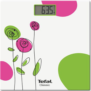Cantar de persoane TEFAL Classic Decor PP1146V0, electronic, 160 kg