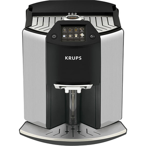 Espressor KRUPS Barista EA907D31, 1.7l, 1450W, negru-inox