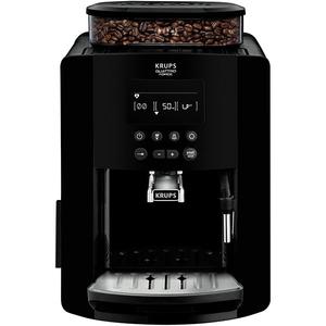 Espressor KRUPS Happy EA817010,display negru, 1.7l, 1450W, negru
