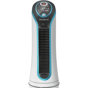 Ventilator turn ROWENTA Eole Compact VU6210F0, ecran LED, 3 trepte de viteza, 30W