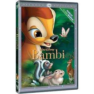 Bambi - Editie de Diamant DVD