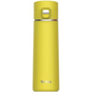 Sticla TEFAL Wego K2333504, 430ml, galben