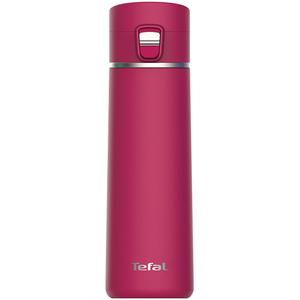 Sticla TEFAL Wego K2330504, 430ml, roz