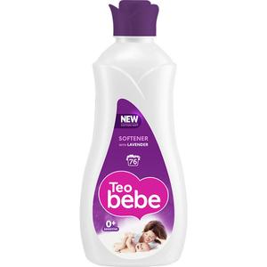 Balsam de rufe TEO Bebe Softener 1.9l, 76 spalari