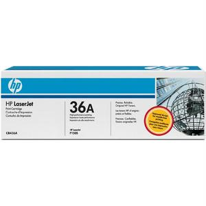 Toner HP 36A (CB436A), negru